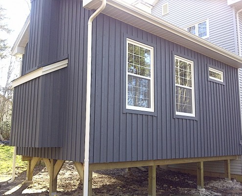Deck and Sunroom renovations Halifax