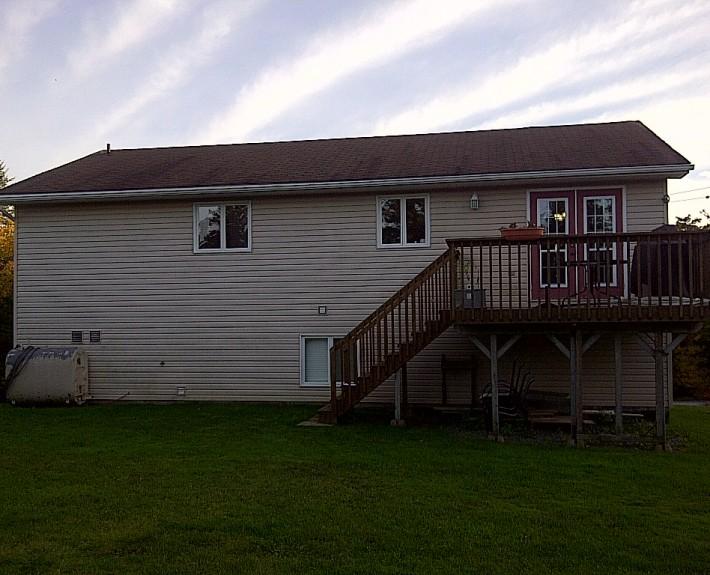 Nova Scotia Deck renovations