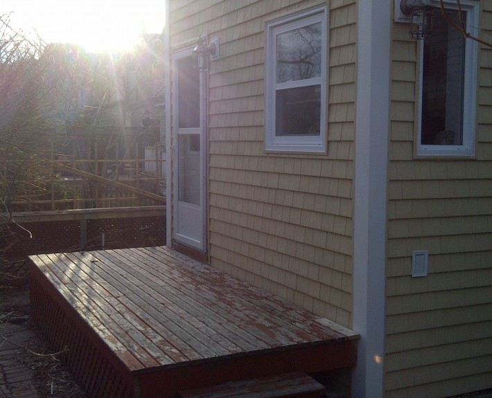 Deck Renovating Halifax, Nova Scotia