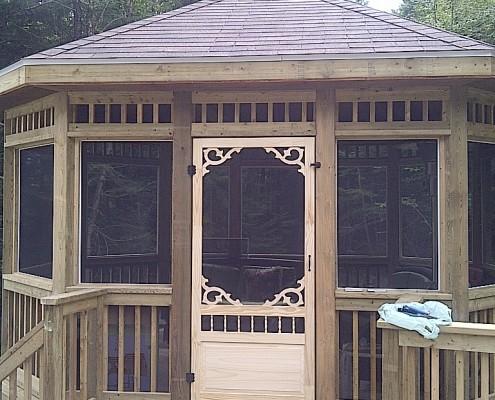 Deck renovations in Nova Scotia