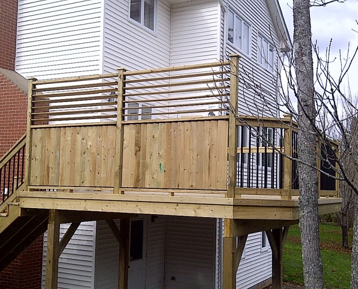Deck builders halifax