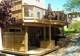 Deck renovators in Halifax