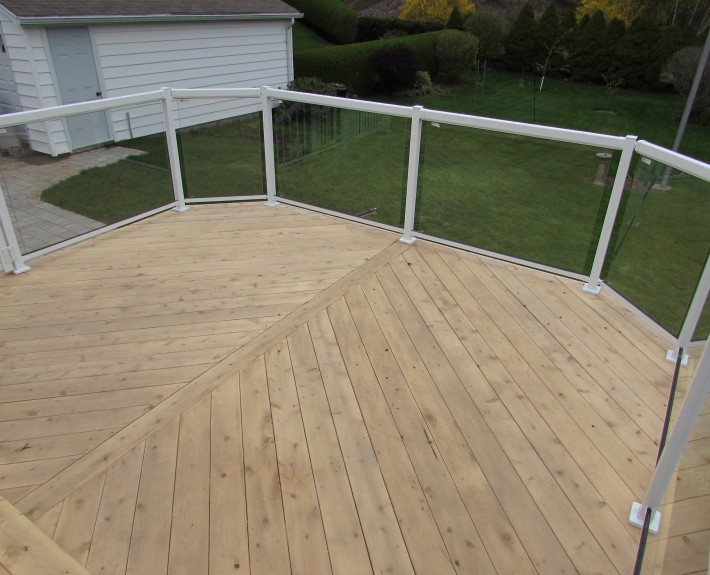 Nova Scotia Deck renovations