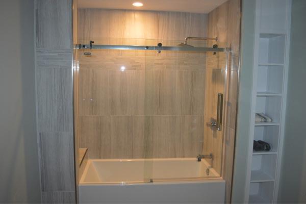 Bathroom renovation for Custom bathroom renovations