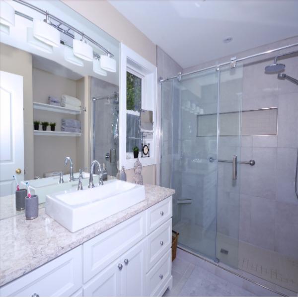 Ensuite Bathroom Renovation Ideas: Ensuite Bathroom Renovation