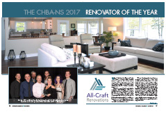Halifax Renovation Contractor of the Year 2017