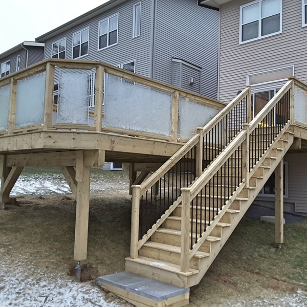 halifax deck design