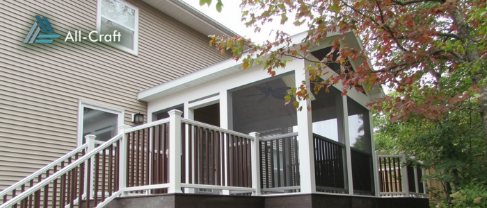 screen porches inc porch construction for nc remaley co raleigh