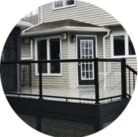 custom deck renovations in halifax