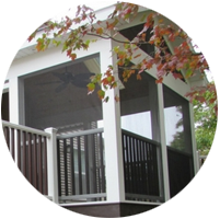 custom screen porches halifax