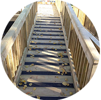 home modifications and wheelchair ramps