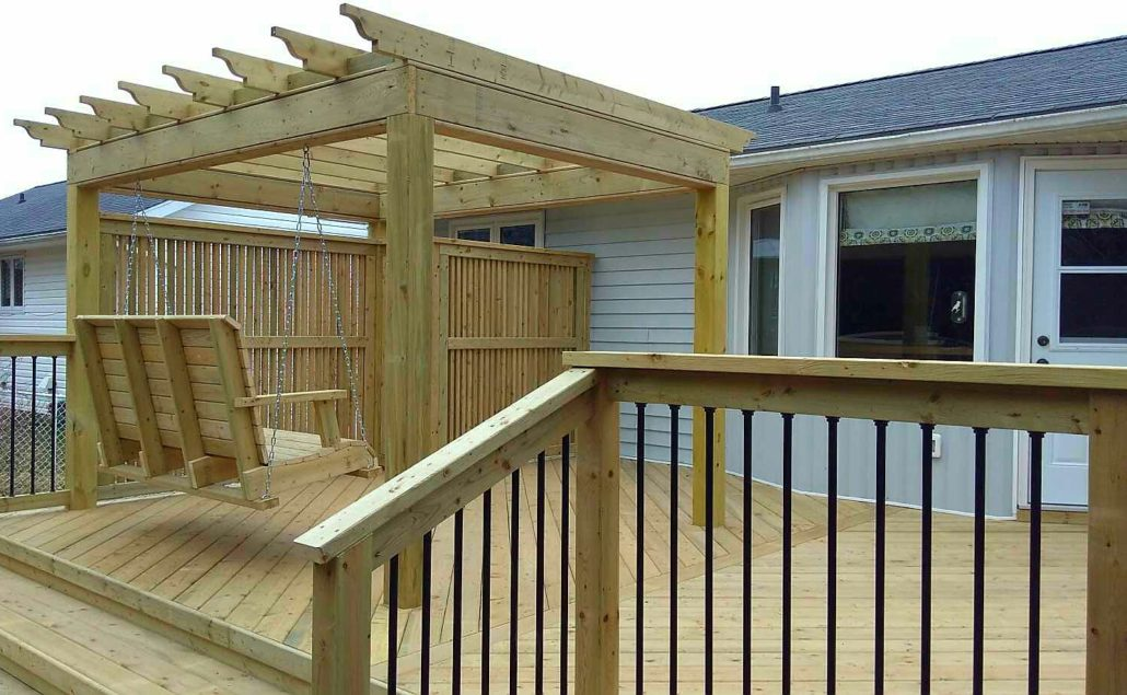 Stand Alone Deck Designs : Deck design questions all craft design build firm