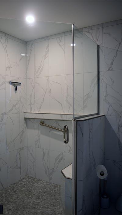custom shower design halifax, ns