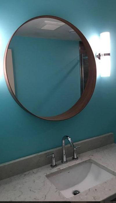 bathroom renovation vanity in Halifax