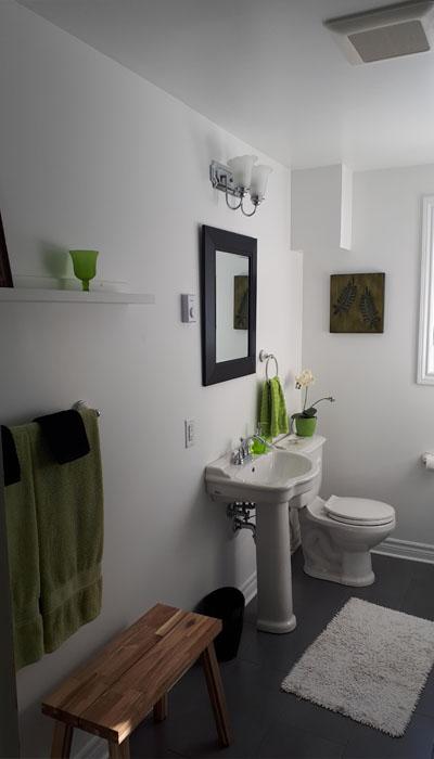 bathroom renovation in HRM