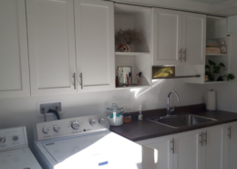 laundry room renovation in HRM