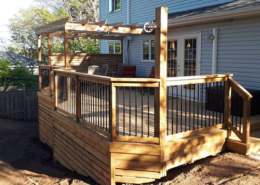 custom deck in halifax