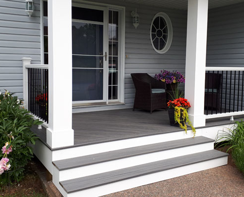 custom deck in HRM