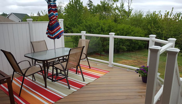 porch in HRM