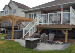 outdoor living space in HRM