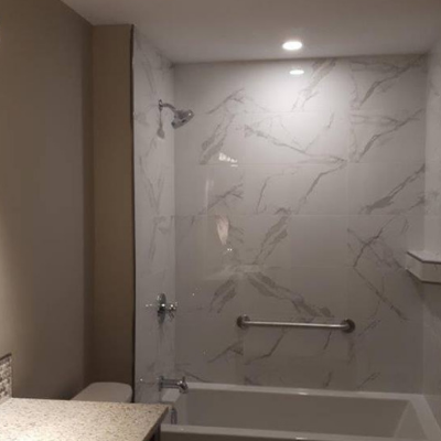 Custom Bathroom Renovation
