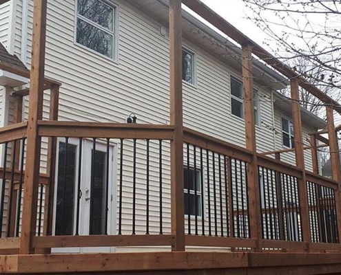 Deck Design Halifax