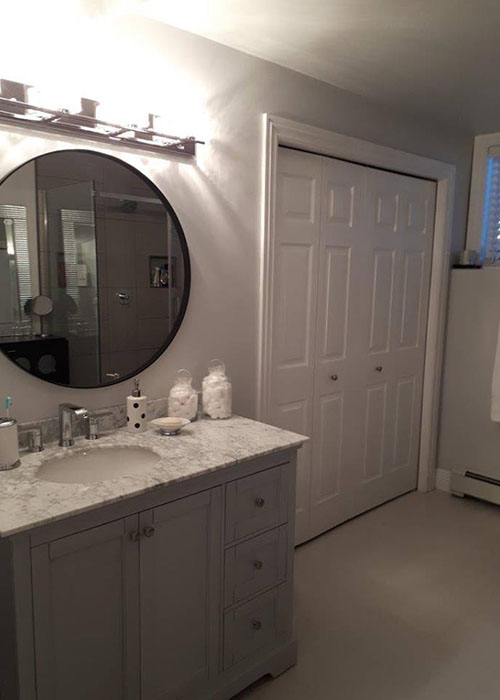 Custom Bathroom Renovation Halifax