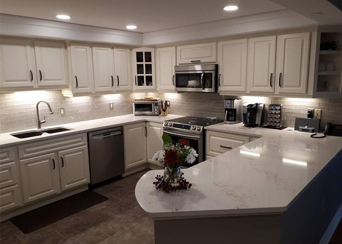 Custom Kitchen Renovation Halifax