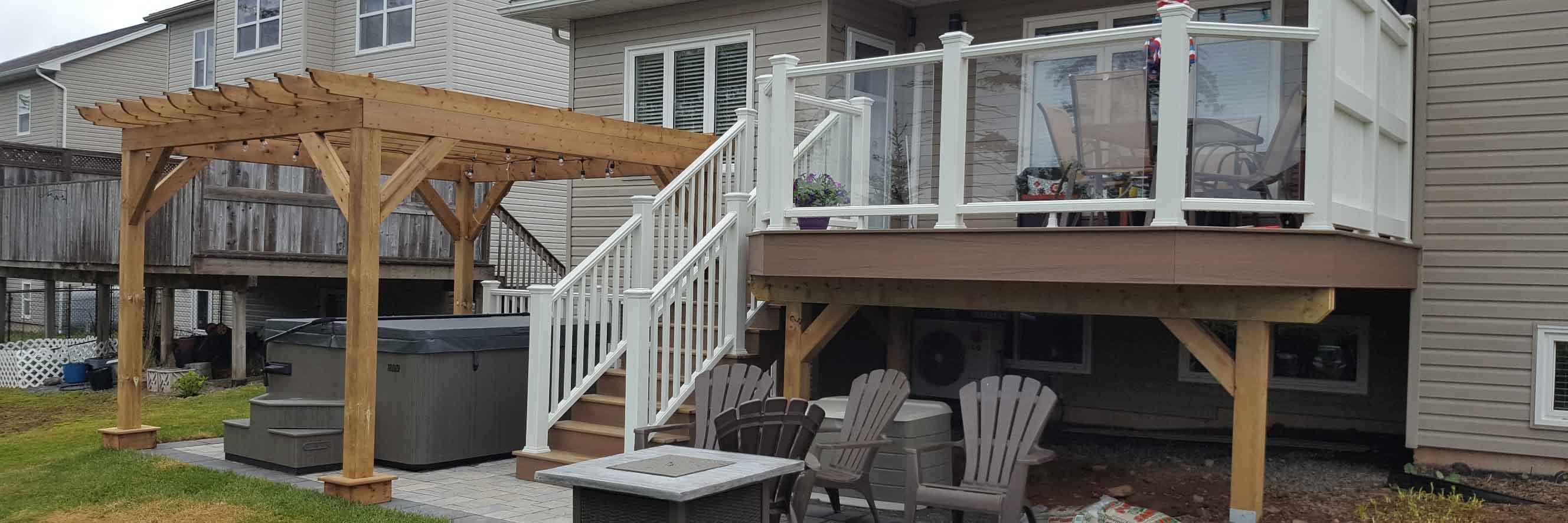 Deck Building in Halifax Nova Scotia | All-Craft Decks & Sunrooms